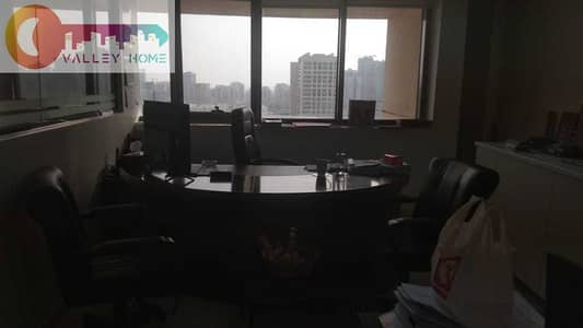 Office for Sale in Motor City, Dubai - Ready with tenant, spacious office for sale