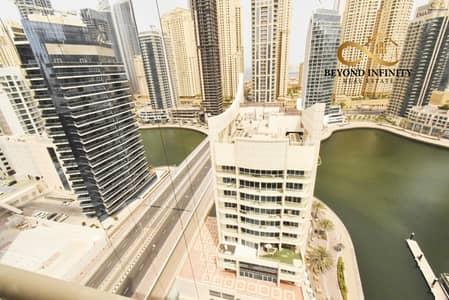 فلیٹ 2 غرفة نوم للبيع في دبي مارينا، دبي - Vacant | Full Lake View | 2BHK W/Balcony