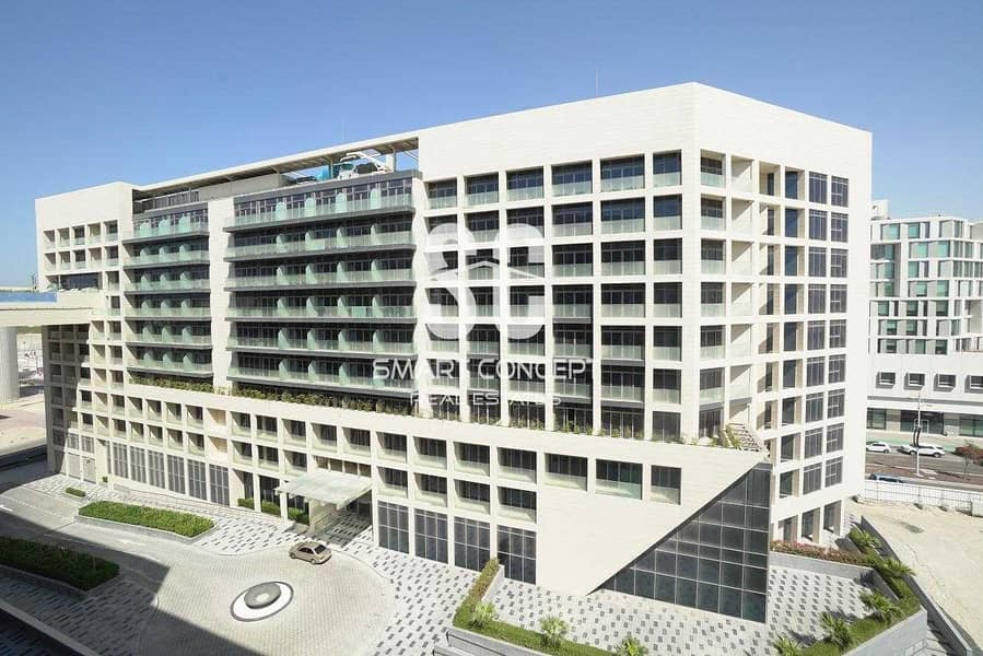 A Brand New and Prestigious Unit with Balcony