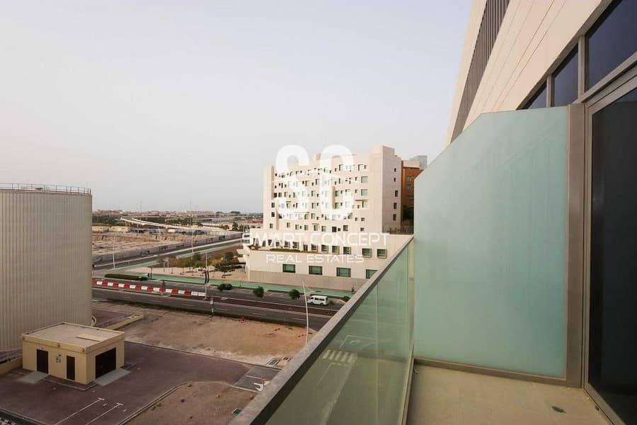 11 A Brand New and Prestigious Unit with Balcony