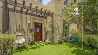 فیلا في ذا ريزيدينس 1 ذا ریزیدنسز وسط مدينة دبي 1 غرف 100000 درهم - 5291540