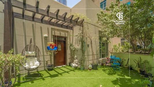 1 Bedroom Villa for Rent in Downtown Dubai, Dubai - Rare 1 Bed Villa   Very Spacious   Well Maintained