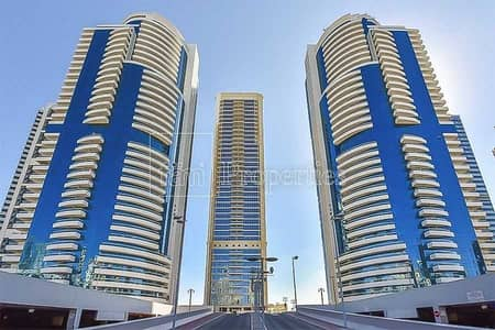 1 Bedroom Flat for Rent in Jumeirah Lake Towers (JLT), Dubai - Large 1 Bed | with Store | Park View | JLT