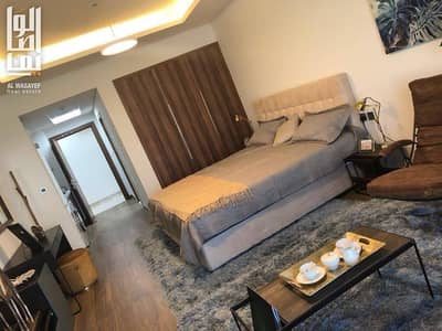 4500 AED / Month Fully Furnished Smart Aparts Astonishing  Miracle Garden view