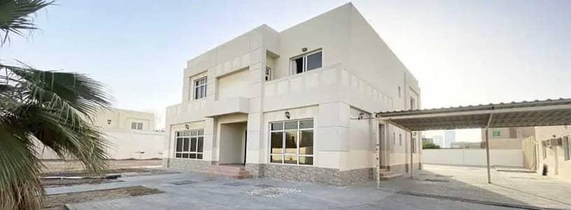 6 Bedroom Villa for Rent in Al Barsha, Dubai - Independent villa for rent in albarsha third with best price
