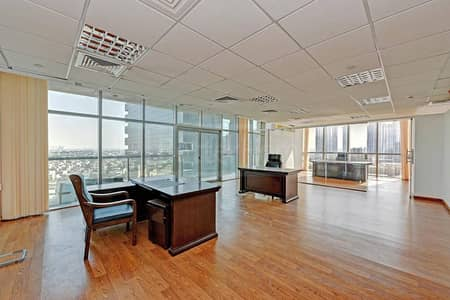 Fully Fitted Office For Rent in Tiffany Tower