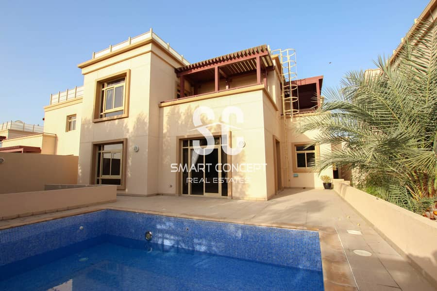 Perfect Family Home with Private Pool and Garden