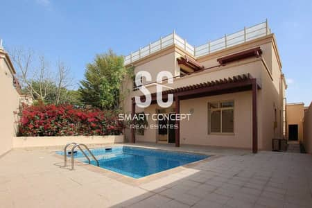 5 Bedroom Villa for Sale in Al Raha Golf Gardens, Abu Dhabi - A Huge Villa Perfect For The Growing Family