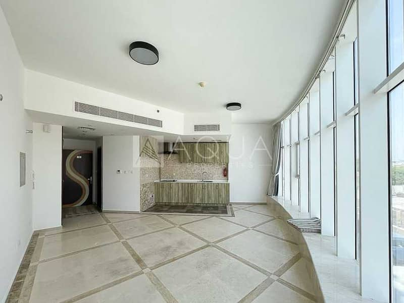 Immaculate Unit | Unfurnished | Low Floor