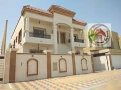 Villa for sale with attractive specifications, wonderful Arabic design, super duplex finishing, at an attractive price, with the possibility of Islami