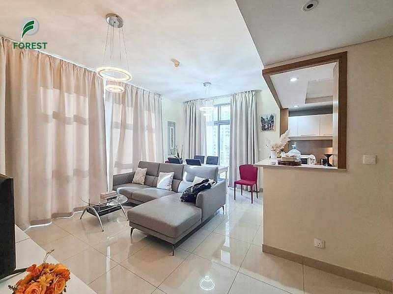 Stunning 2 Beds | Fully Furnished | Vacant