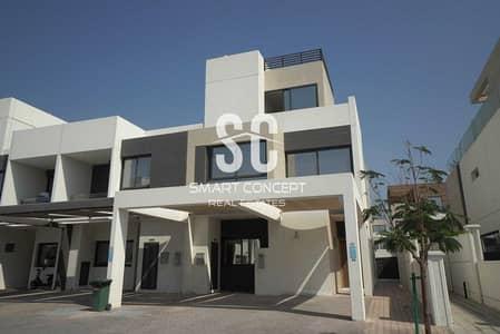 فیلا 5 غرف نوم للبيع في شارع السلام، أبوظبي - Spacious Townhouse w/ Private Pool and Garden