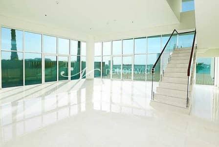 تاون هاوس 3 غرف نوم للبيع في شاطئ الراحة، أبوظبي - Vacant! A Luxurious And Stunning Townhouse