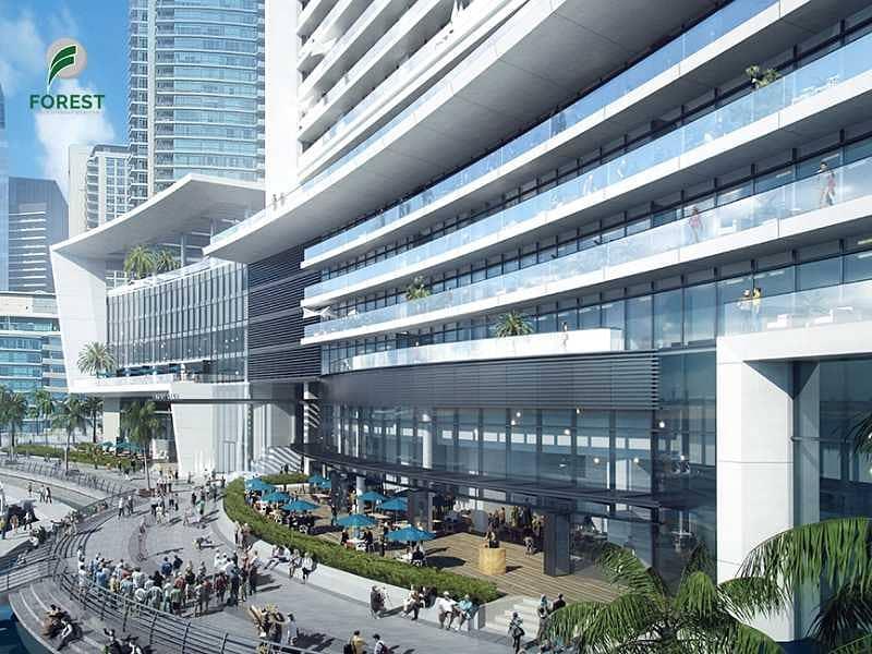 10 Motivated Seller | 2BR High Floor | Prime Location