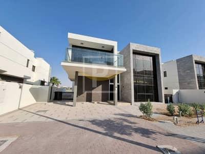 5 Bedroom Villa for Sale in DAMAC Hills (Akoya by DAMAC), Dubai - Type V5 | On the Golf Course | Fendi Finishing | Damac Hills 1