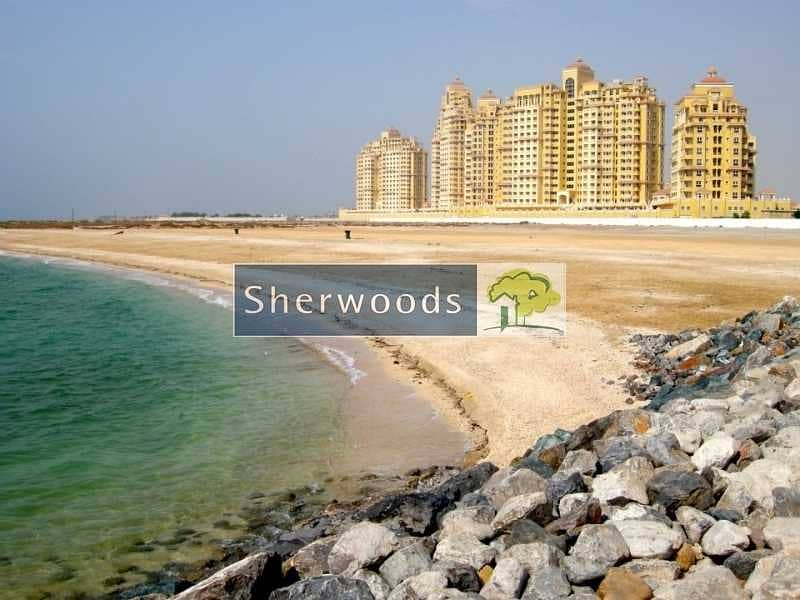 Great Investment I Sea view I Furnished 2 Bedroom
