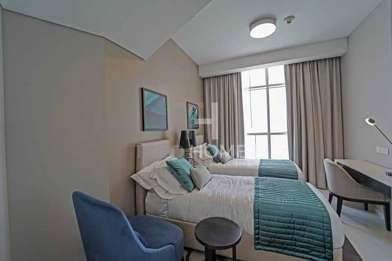 11 Paymant Plan|3Beds Furnished|0 Commision