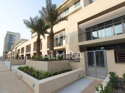 3 Bedroom Townhouse for Sale in Al Raha Beach, Abu Dhabi - Grab your new home 3BR+M w/ rent refund!