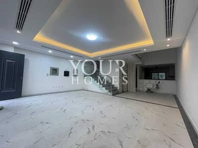 تاون هاوس 4 غرف نوم للبيع في قرية جميرا الدائرية، دبي - US | Unbeatable deal | Luxury 4 BHk with Elevator