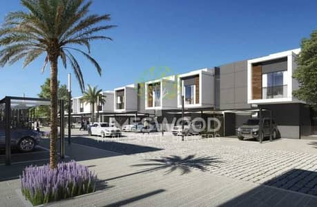 2 Bedroom Townhouse for Sale in Dubai South, Dubai - Modern 3BR TH | Close to Expo City | Close Kitchen