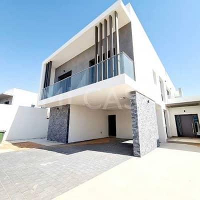فیلا 5 غرف نوم للايجار في جزيرة ياس، أبوظبي - فیلا في ياس ايكرز جزيرة ياس 5 غرف 370000 درهم - 5282983