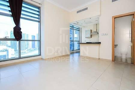 Studio for Rent in Dubai Marina, Dubai - Modern Designed Studio   Affordable Price