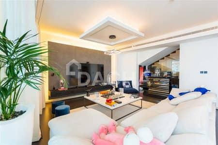 بنتهاوس 3 غرف نوم للبيع في دبي مارينا، دبي - UPGRADED SMART PENTHOUSE / Sea & Palm Views