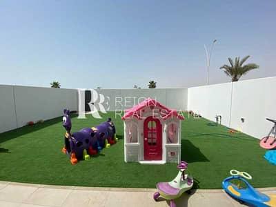 فیلا 3 غرف نوم للايجار في جزيرة ياس، أبوظبي - Single Row 3BR Villa at Beautiful Location