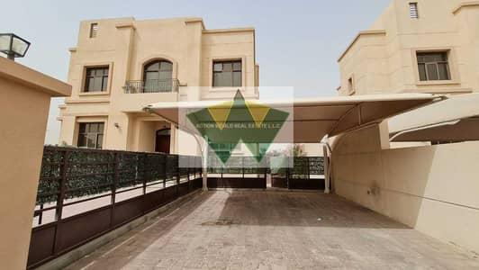 فیلا 4 غرف نوم للايجار في مدينة محمد بن زايد، أبوظبي - Nice 4 Master Bedroom Villa With Pvt Pool