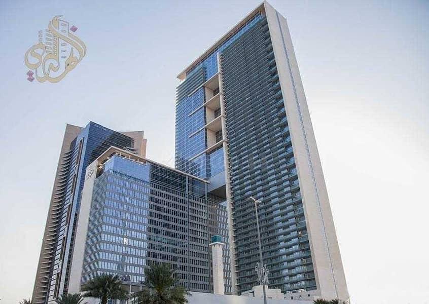مکتب في برج ضمان مركز دبي المالي العالمي 2000000 درهم - 5293027