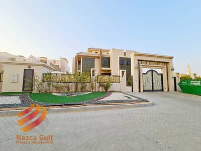6 Bedroom Villa for Rent in Mohammed Bin Zayed City, Abu Dhabi - Newly Full Renovated VIP Stand Alone Villa