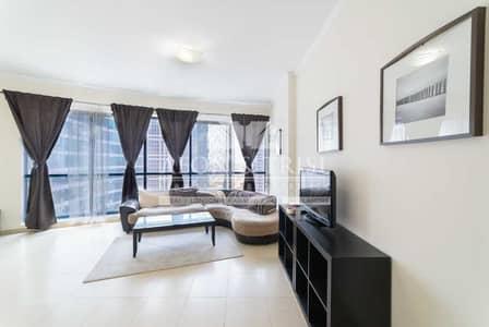 Studio for Rent in Jumeirah Lake Towers (JLT), Dubai - Chiller Free I No Balcony | Lake View | Spacious |