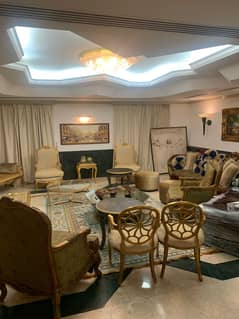 Luxury villa in al Wahuida . deira . (5bed+ hall+ living + dining)