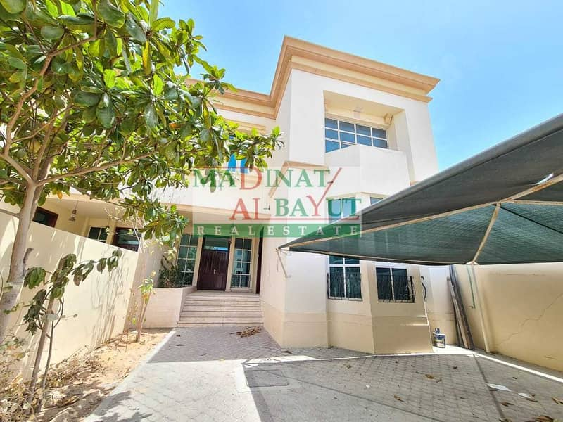 ALLURING INEPENDENT 4 BEDROOM VILLA WITH PRIVATE POOL IN MBZ