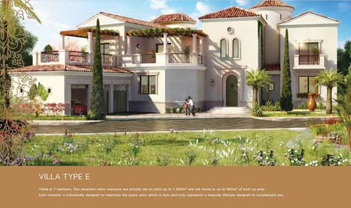 pay 20% and Hand Over a royal golf villa