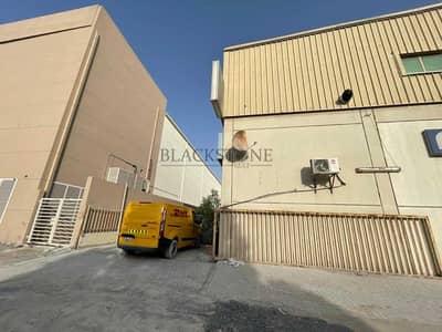 مستودع  للايجار في جبل علي، دبي - PARTITIONED WAREHOUSE FOR RENT   MULTIPLE WAREHOUSES AVAILABLE