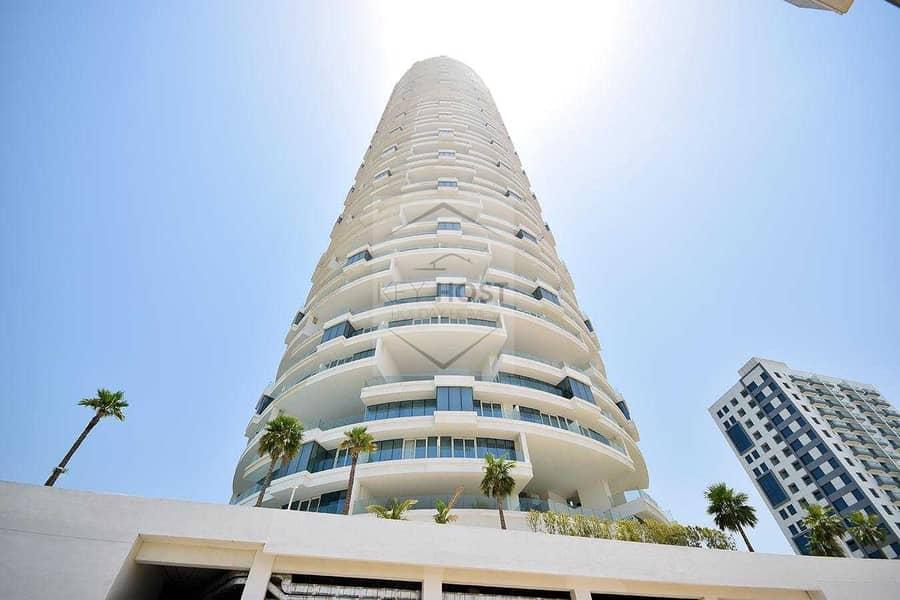 12 1BR Apartment | Big Balcony | 4chks