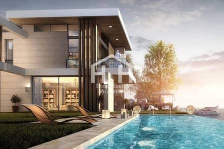 The Villa Perfectly Sets Between Saadiyat and Yas Islands