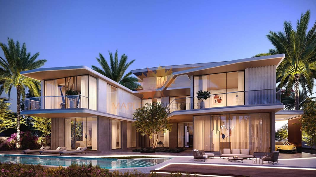 Type V12 || Luxurious Villas || 100% DLD Waiver || 2 Year PHPP