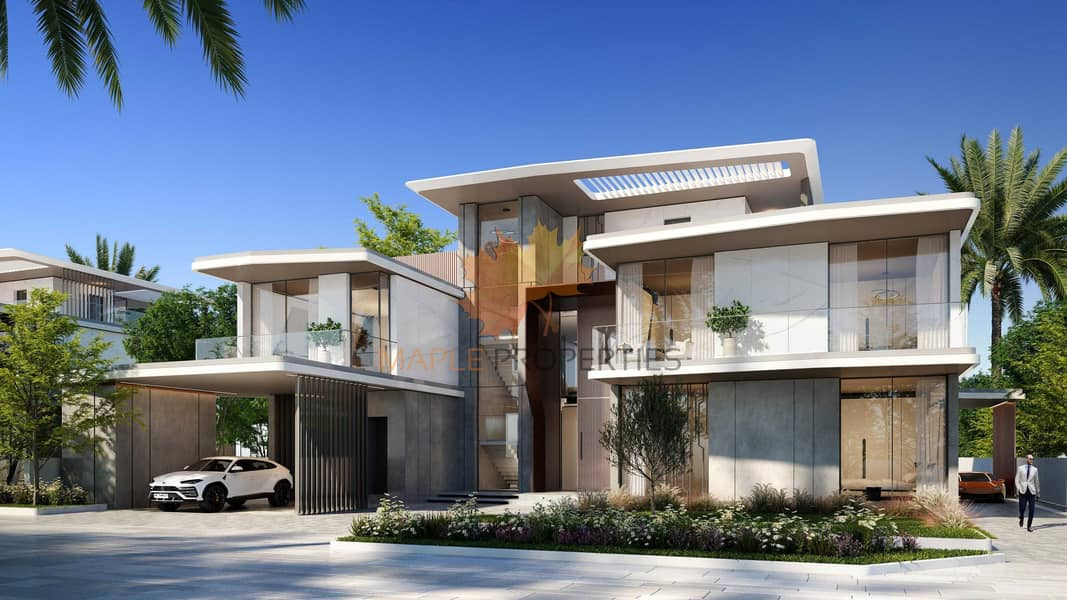 2 Type V12 || Luxurious Villas || 100% DLD Waiver || 2 Year PHPP