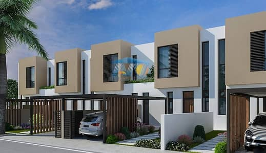 2 Bedroom Townhouse for Sale in Al Tai, Sharjah - Ideal for Sharjah Commuters  I  2BR Townhouse  I  Easy Payment Plan