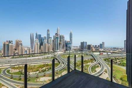 شقة 3 غرف نوم للبيع في أبراج بحيرات الجميرا، دبي - No Agency Fee | Panoramic views