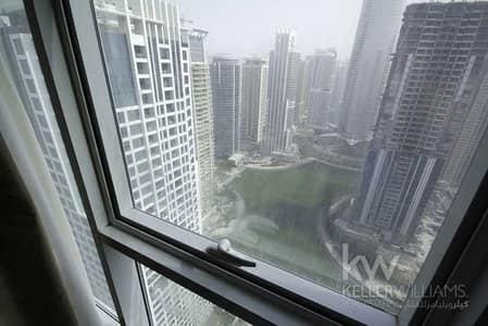 1 Bedroom Apartment for Sale in Jumeirah Lake Towers (JLT), Dubai - Full Lake view Loft Duplex High floor