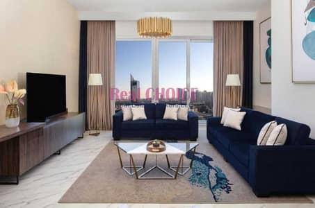 شقة فندقية 2 غرفة نوم للايجار في مدينة دبي للإعلام، دبي - Sea View | Brand New | All Included | No Commission