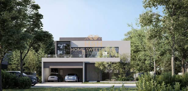 تاون هاوس 4 غرف نوم للبيع في الطي، الشارقة - Smart Home Villa   0% Commission   5% Down Payment Only!