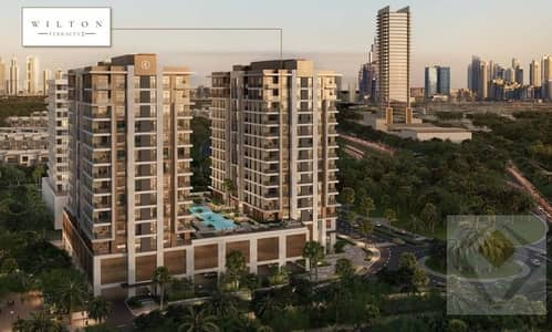 Luxury 1 Bedroom with Balcony . Flexible Payment Plan in MBR City