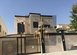 GREAT OFFER BEAUTIFUL MODERN STYLE VILLA FOR RENT 5 MASTER BADROOMS MAJLIS (HALL) IN AL MOWAIHAT1 AJMAN RENT 100000/- AED YEARLY
