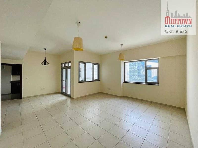 شقة في الأبراج الإدارية الخليج التجاري 1 غرف 65000 درهم - 5296027