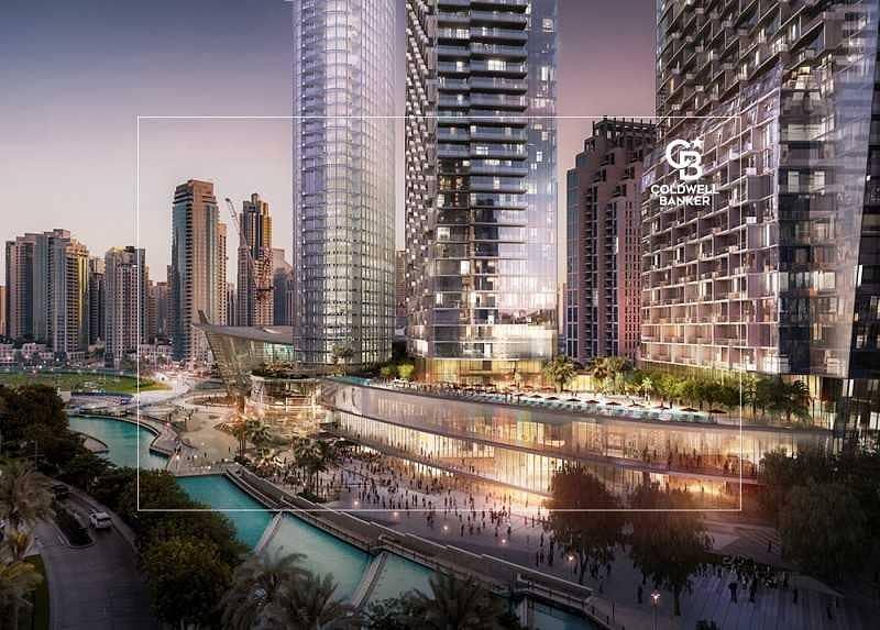 Prime Location   Near Burj Khalifa  Boulevard View