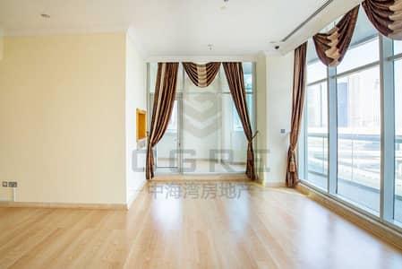 2 Bedroom Apartment for Sale in Dubai Marina, Dubai - Spacious 2 BR   Huge balconies   Bright   Vacant